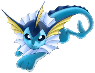Vaporeon Background Transparent PNG images