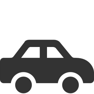Black Simple Car Icon PNG images