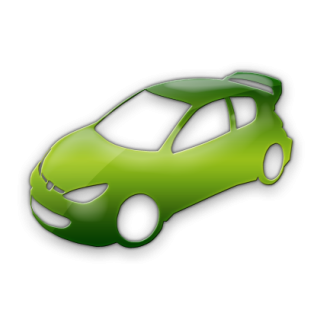 Compact, Vehicle Icon PNG images