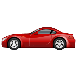 Sports Car, Vehicle Icon PNG images