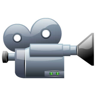 Video Camera Clipart Image PNG images