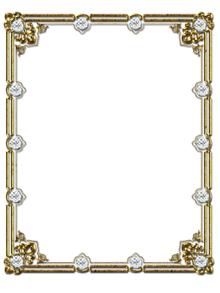 Silver Border Video Frame Pictures PNG images