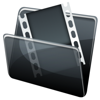 Video Folder Icon PNG images