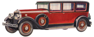 Red Vintage Cars Png PNG images