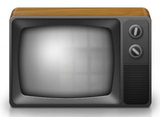 Vintage Television Icon PNG PNG images