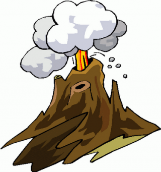 Volcano Png Clipart PNG images