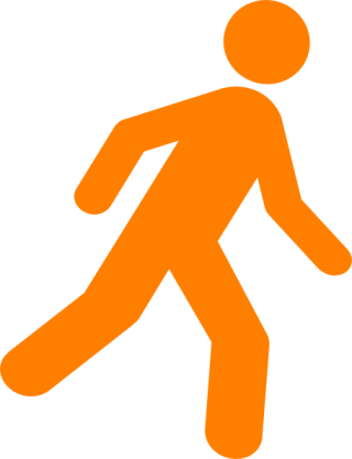 Walking Free Svg PNG images