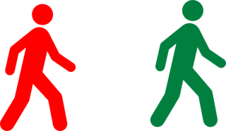 Walking Icon Drawing PNG images