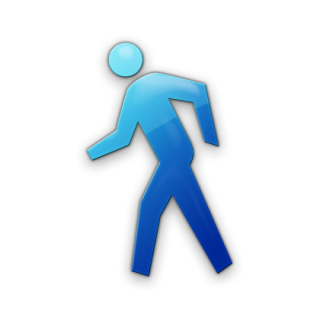 Walking Icon Transparent PNG images