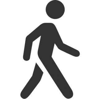Walking Vector Free PNG images