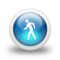Free Icon Walking PNG images