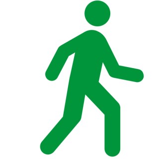 Icons For Windows Walking PNG images