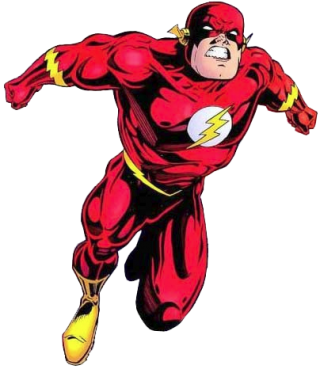 Flash Wally West Png PNG images