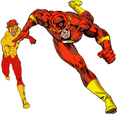 Background Wally West Transparent Png PNG images