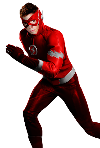Vector Wally West Png PNG images