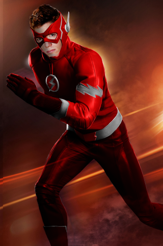 Wally West Download Picture PNG images