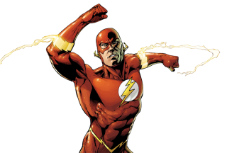 High Resolution Wally West Png Clipart PNG images