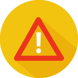 Problem Warning Icon Png PNG images