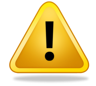 Warning Error Icon Png PNG images