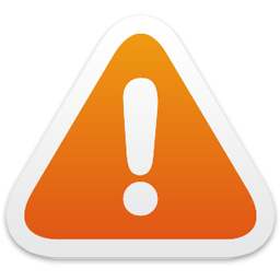 Warning Icon, Attention, Caution PNG images