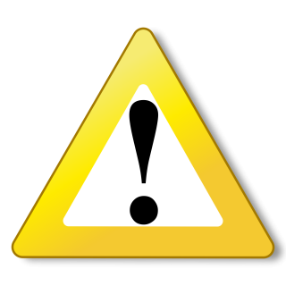 Warning Yellow Icon PNG images
