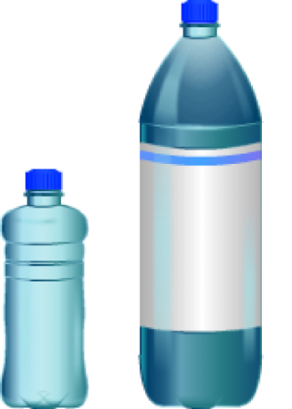 Water Bottles Png PNG images