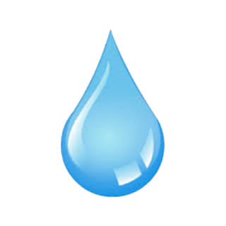 Single Water Drop PNG images