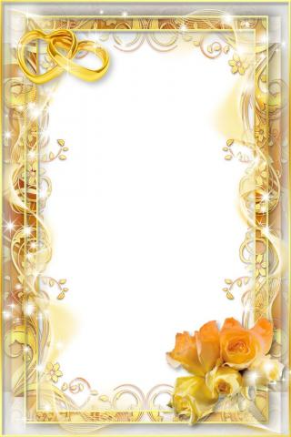Png Wedding Frame Download High-quality PNG images