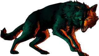Carnivore The Wolf Among Us, Wolf, Big Bad Wolf, Werewolf PNG Pic PNG images