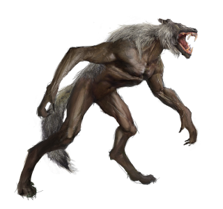Werewolf PNG Photo PNG images