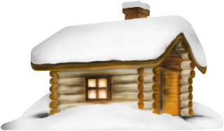Winter House Transparent Png PNG images