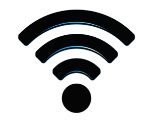 Black Wireless Icon Png PNG images