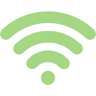 Green Wireless Icon Png PNG images