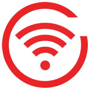 Red Wireless Icon Png PNG images