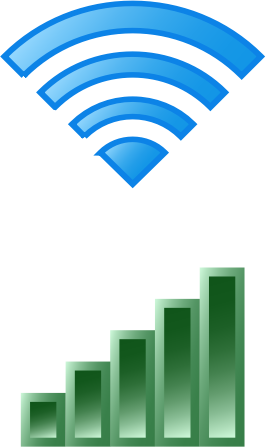 Wireless Pictures Icon PNG images