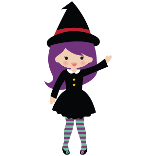 Halloween Witch, Vector Png, Witch, Little Witches Png PNG images