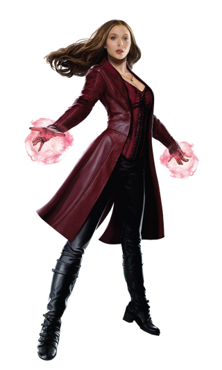Scarlet Witch Transparent PNG images