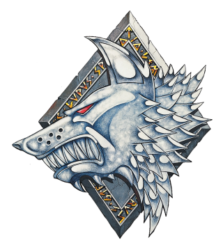 Wolf Icon Avatar PNG images