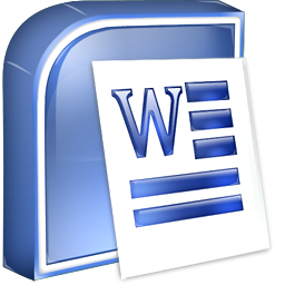 MS Word Icon PNG images