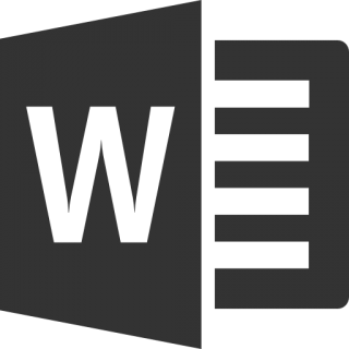 Word Icons Windows For PNG images