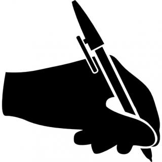 Handi Writing Icon PNG images