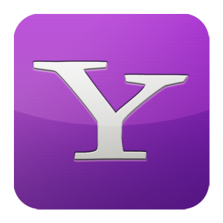 Messenger, Yahoo Icon PNG images