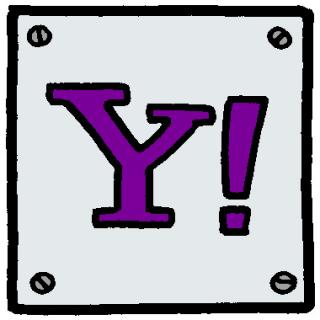 Save Yahoo Png PNG images