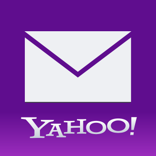 Yahoo Mail Icon PNG images
