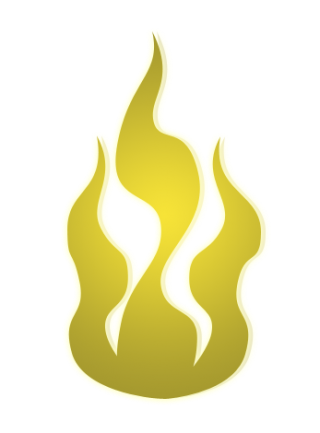 Clipart Yellow Fire PNG PNG images