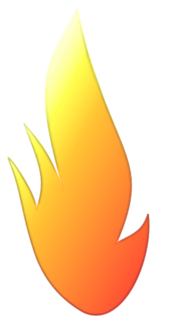 Yellow Flame Png PNG images