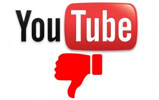 Simple Youtube Dislike Png PNG images