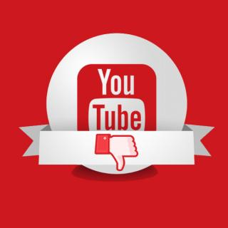 Youtube Dislike Photo Icon PNG images