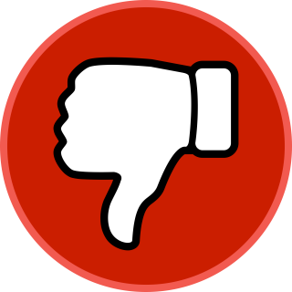 Youtube Dislike Vector Png PNG images
