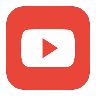 Red Youtube Logo Icon PNG images